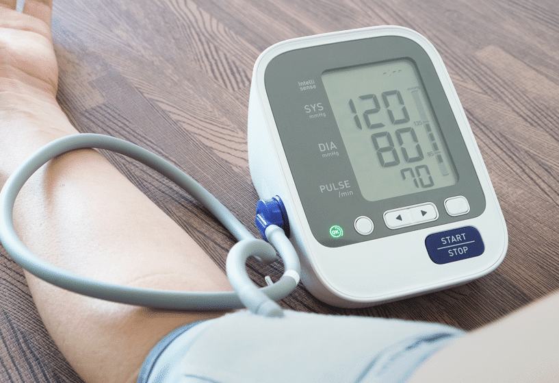 The beneficial impact accumulates after each session. Within three to four weeks, a significant, lasting reduction in blood pressure occurs.